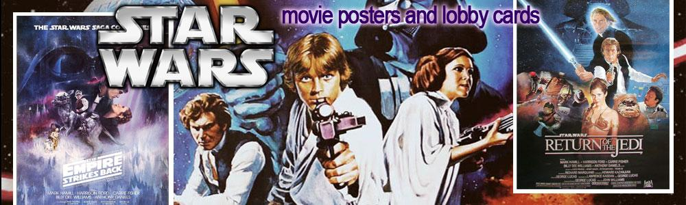 Star Wars Movie Posters