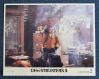 Ghostbusters II 1989 Lobby Card 2 Rick Moranis Bill Murray