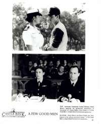 A Few Good Men 1992 Movie Still Tom Cruise Demi Moore Kevin Pollak