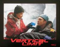 Vertical Limit Lobby Card