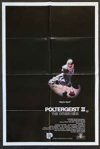 Poltergeist 2 The Other Side One Sheet Movie Poster Craig T Nelson