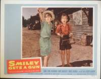 Smiley Gets A Gun 1958 Lobby Card No. 5 Chips Rafferty