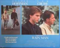 Rain Man Lobby Card Tom Cruise Dustin Hoffman (Together)