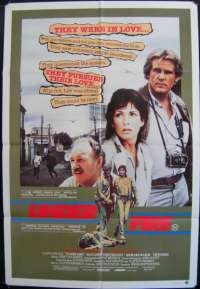 Under Fire One Sheet Australian Movie poster