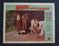 Monster On The Campus Lobby Card 4 1958  Arthur Franz Joanna Moore Sci-Fi Horror