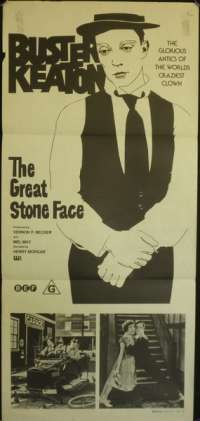Great Stone Face, The Daybill Movie poster