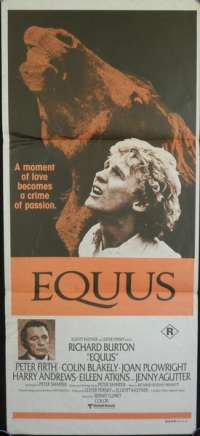 Equus Daybill Movie poster