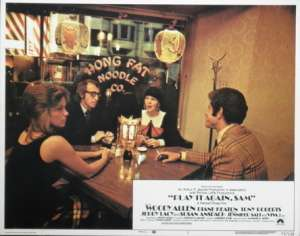 Play It Again Sam - Woody Allen Lobby Card No 1