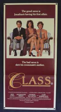 Class 1983 Daybill movie poster Rob Lowe Andrew McCarthy