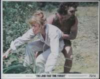The Land That Time Forgot Lobby Card No 1 Original 1975 Doug McClure