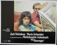 Passenger, The Lobby Card No 1